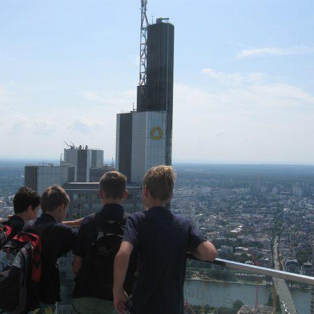 Besuch in Frankfurt a.M.