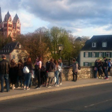 Besuch in Limburg