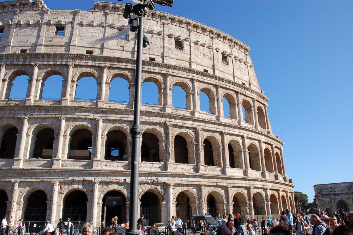 Studienfahrt nach Rom – Ein Rückblick