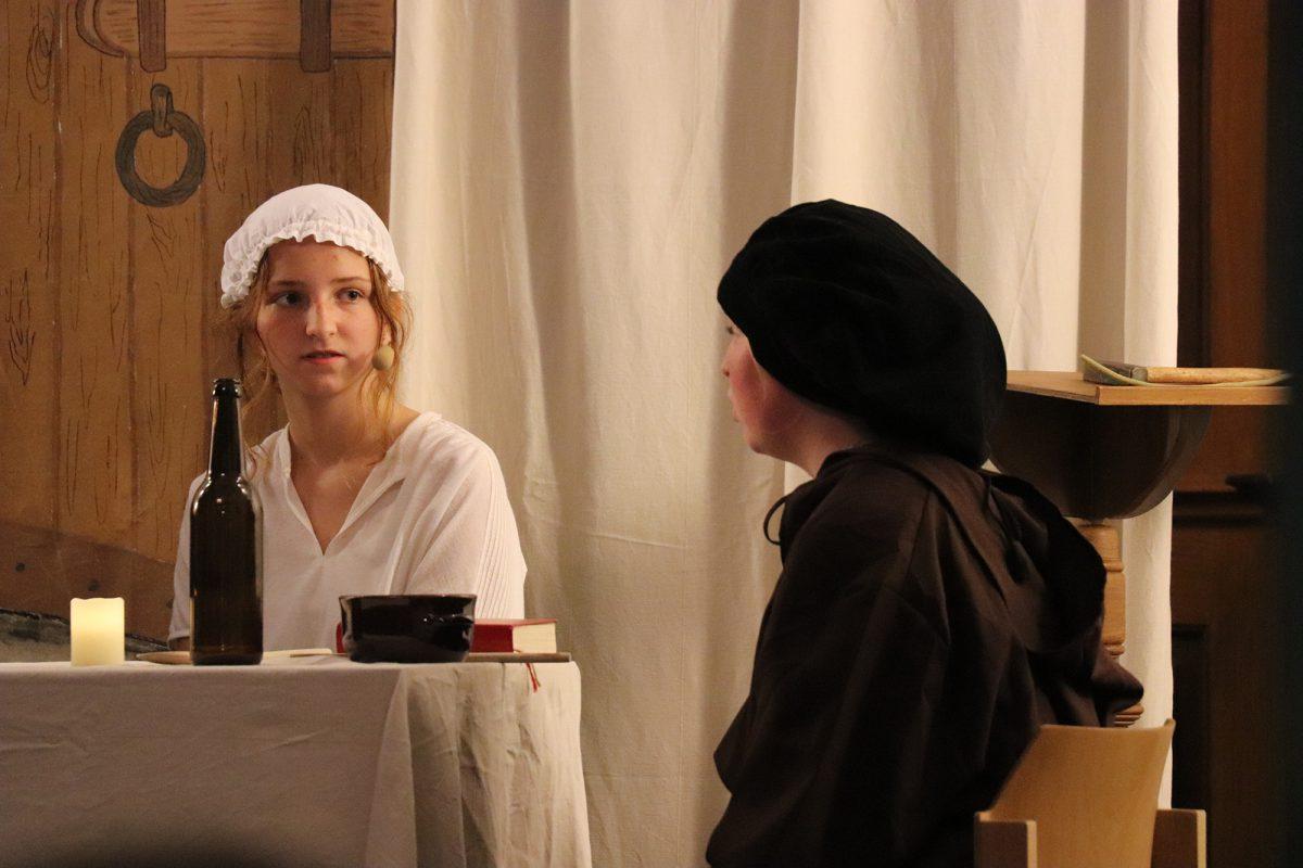 Luther Musical des EVGBM zu Gast in Hachenburg