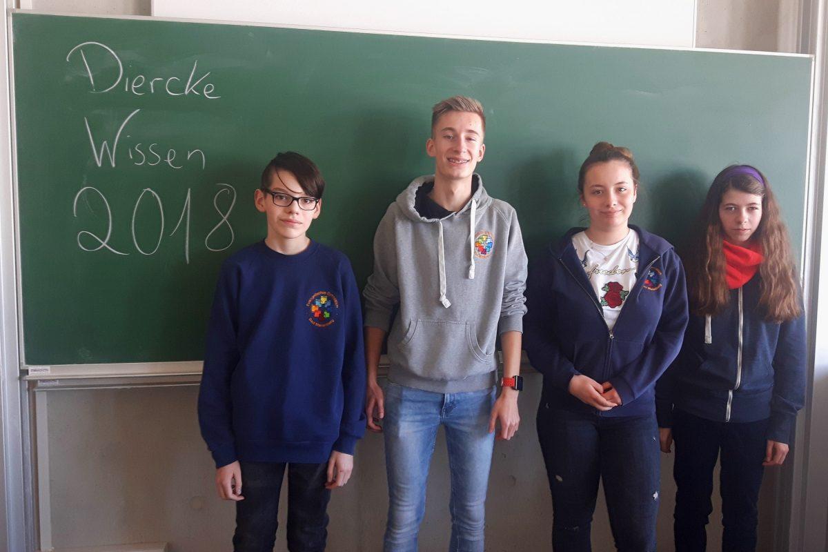 Diercke WISSEN 2018