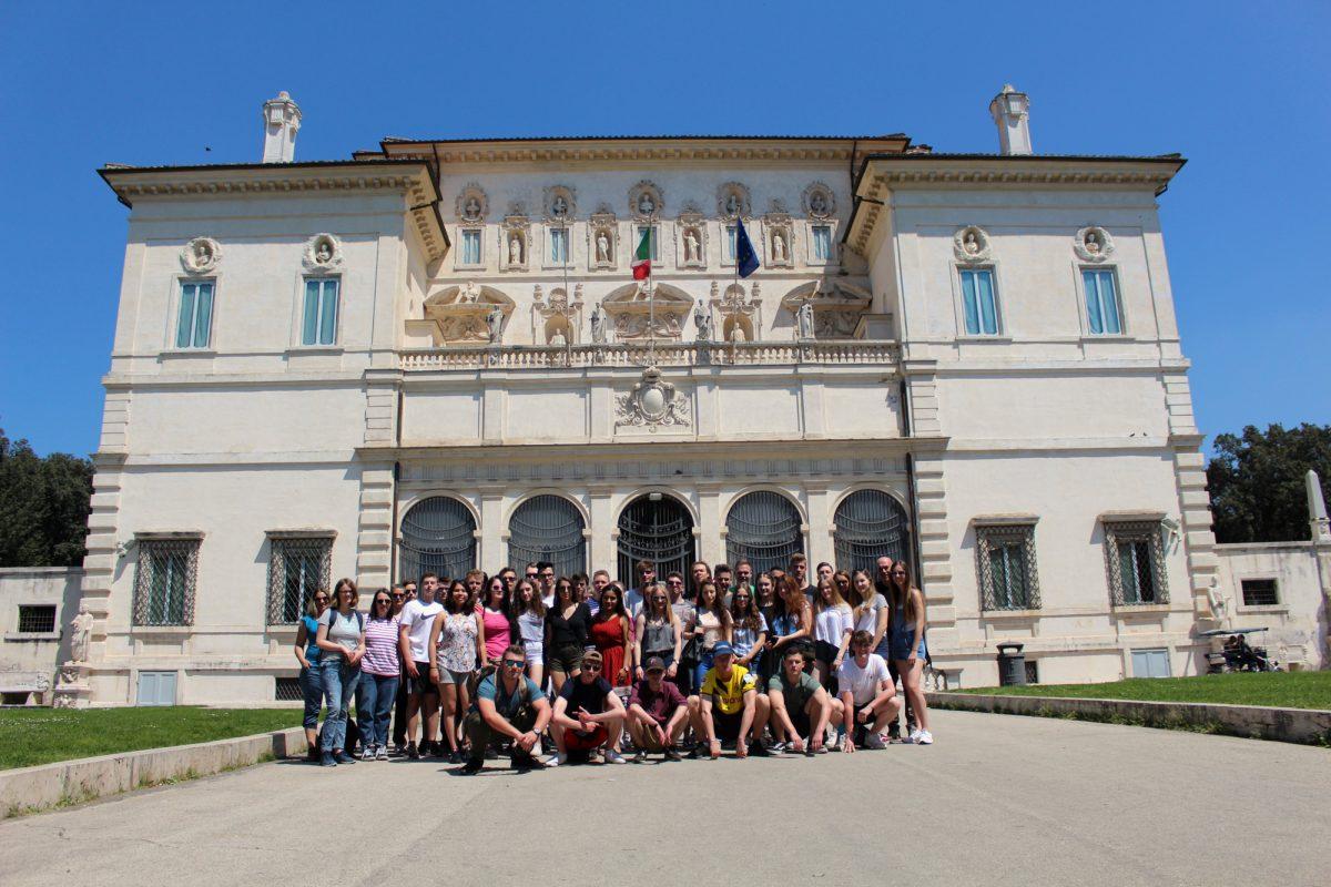 Studienfahrt Rom 2018