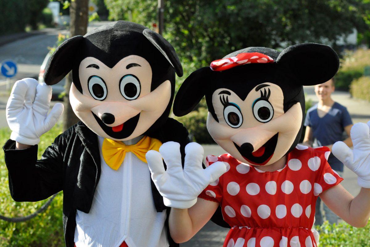 Willkommen in Disneys Welt