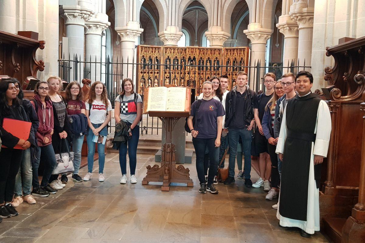 Auf den Spuren des Gregorianischen Chorals