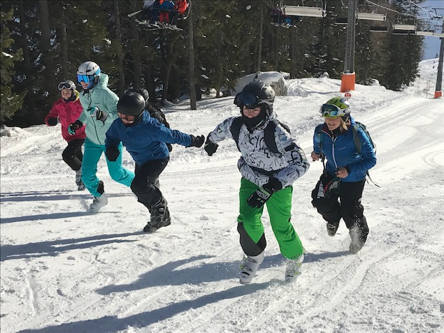 Skifahrt 2019