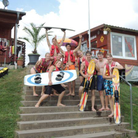 Heuchelheimer Wasserski-Wakeboard-Zentrum
