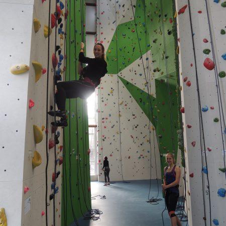 DAV-Kletterhalle Siegen