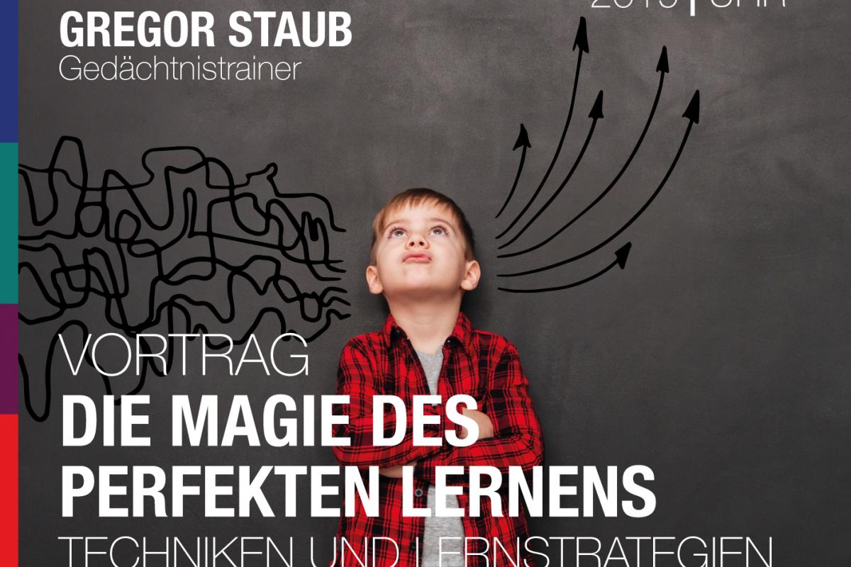 Vortrag mit Gregor Staub