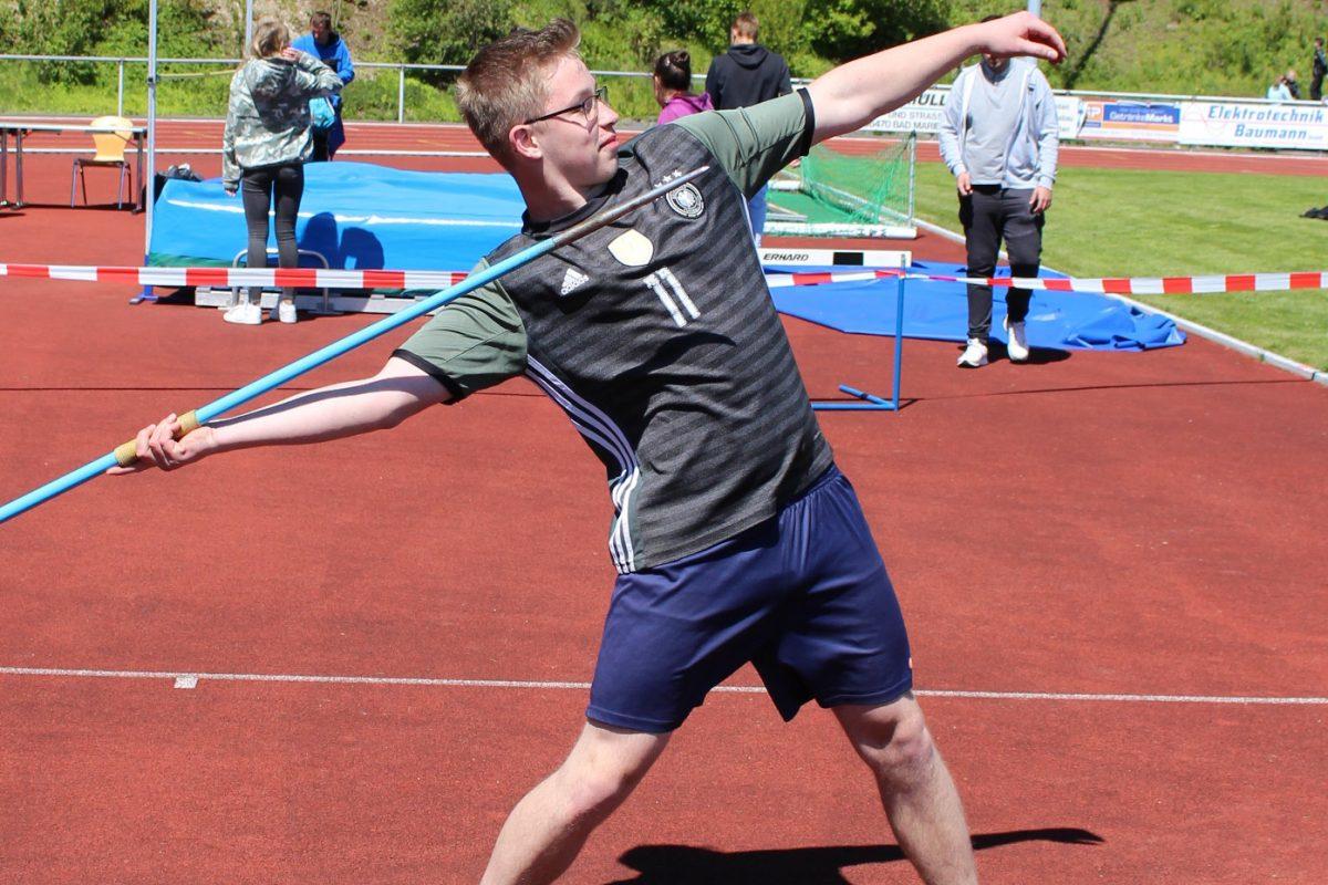 Jugend trainiert in Bad Marienberg für Olympia – zwei Teams in der nächsten Runde!