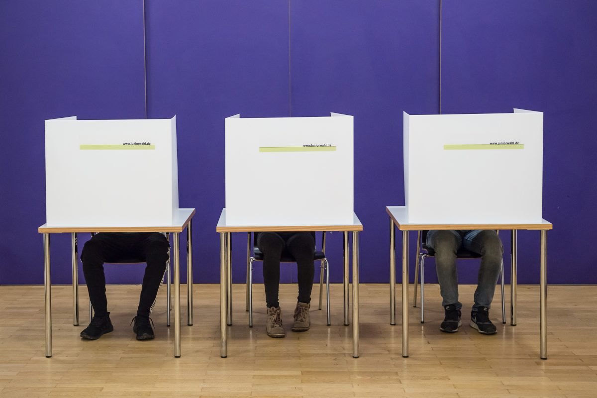 Ergebnisse der Juniorwahl