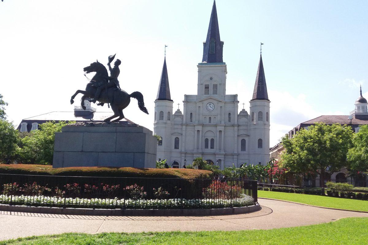 Aktuelles aus New Orleans