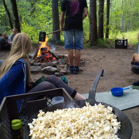 Outdoor-Popcorn