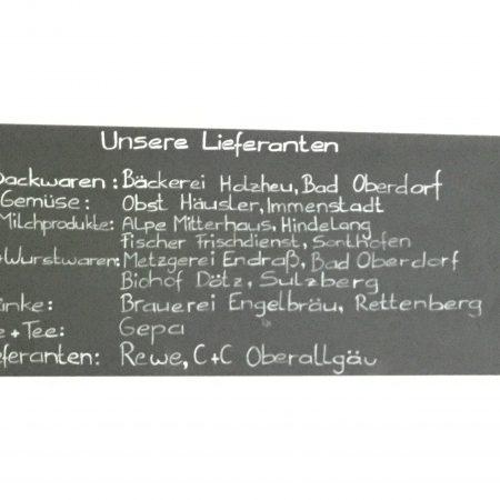 """Die Produkte der """"JuBi""""...nachhaltig und regional"""