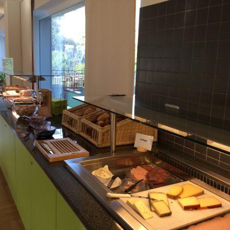 Frühstücks-Buffet (ohne Müslitheke)