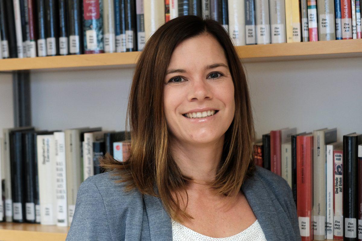 Kathrin Schütz wird zweite Stellvertreterin des Schulleiters