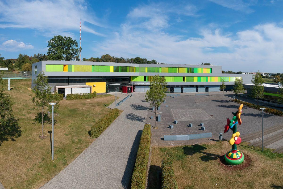 Tag der Offenen Tür am Evangelischen Gymnasium Bad Marienberg