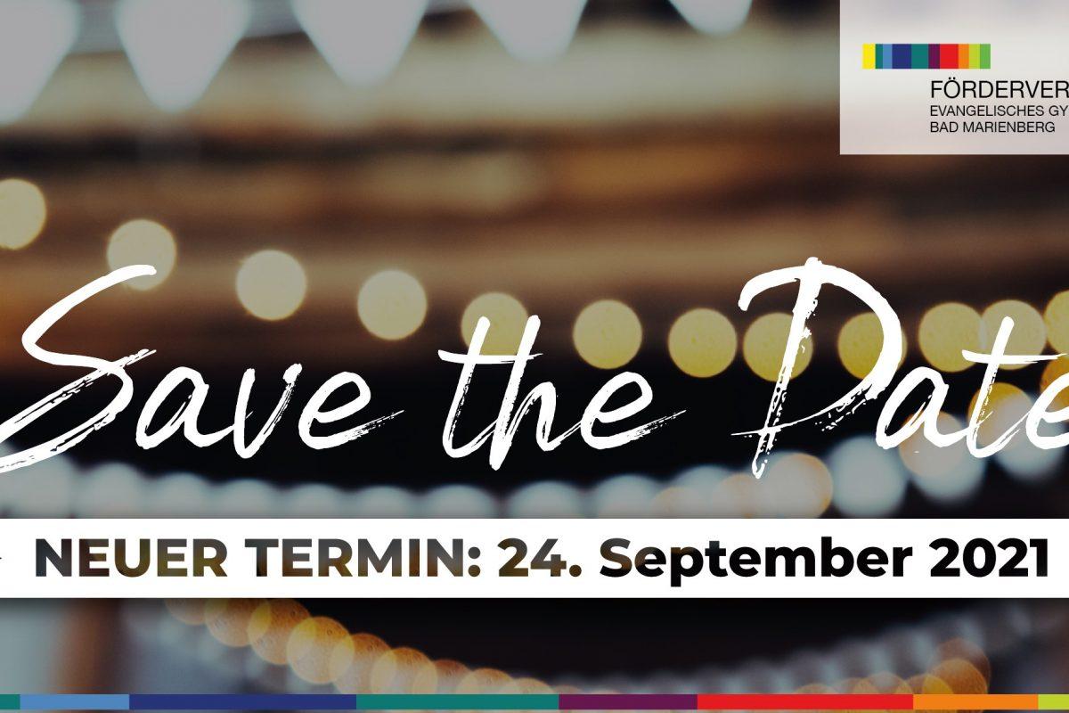 Sommerfest des Fördervereins – Terminverschiebung