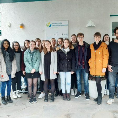 Workshop über digitale Zivilcourage