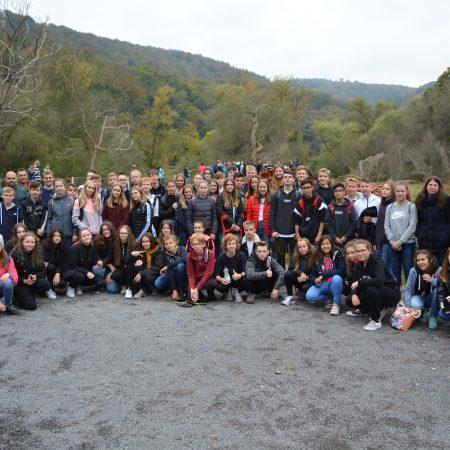 Sportlicher Austausch mit polnischer Partnerschule